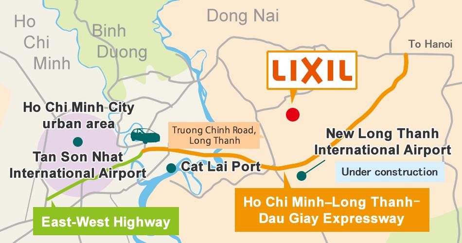 Company profile | LIXIL VINA Co , Ltd